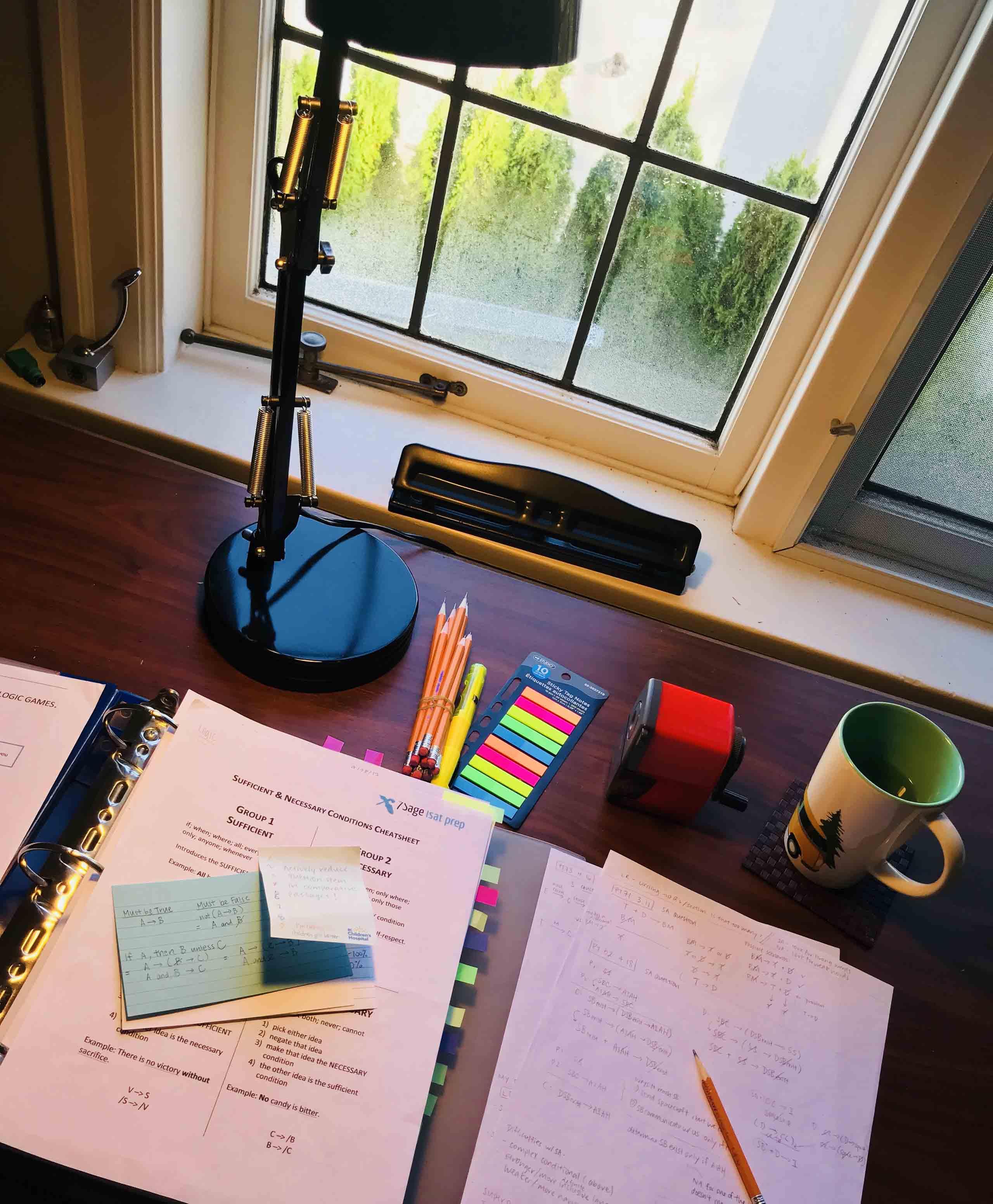7Sage: Online LSAT Prep Courses & Study Materials