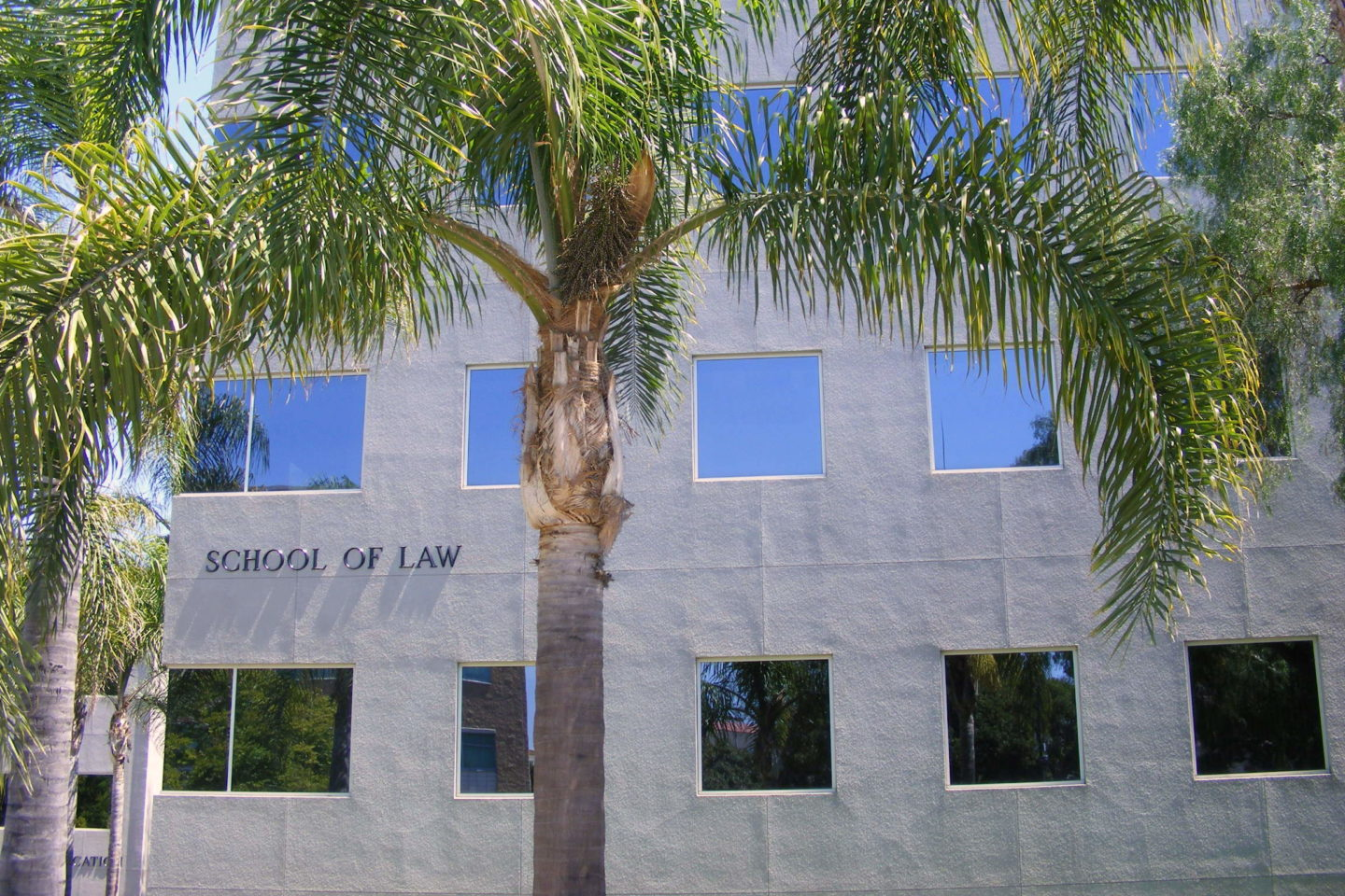 UC Irvine Law School. Photo credit: Mathieu Marquer